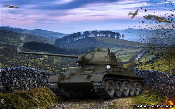 Картинки танков на рабочий стол